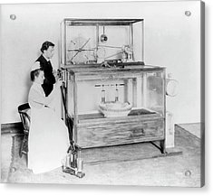 Early 20th Century Incubator Acrylic Print