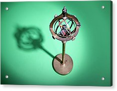 Early 20th Century Ophthalmology Device Acrylic Print by Mark Thomas/science Photo Library