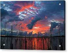 Early Dawns Light Acrylic Print