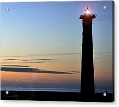 Acrylic Print featuring the photograph Early In The Morning by Julis Simo