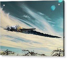 Early Landing Acrylic Print