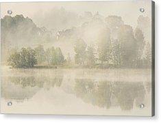 Early Morning. Acrylic Print by Allan Wallberg