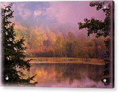 Early Morning Beauty Acrylic Print by Sherman Perry