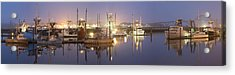 Early Morning Harbor II Acrylic Print by Jon Glaser