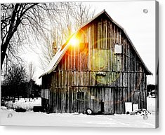 Early Morning Light Acrylic Print
