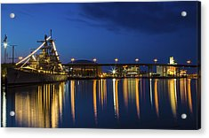 Acrylic Print featuring the photograph Early Morning On The Buffalo River by Don Nieman