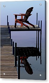 Early Morning Peace Acrylic Print