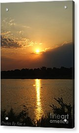 Early Morning Rise Acrylic Print