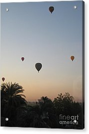 Early Morning Rising Acrylic Print by John Malone