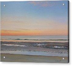 Early Morning Sky Acrylic Print