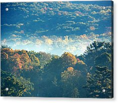 Acrylic Print featuring the photograph Early Morning by Steven Huszar