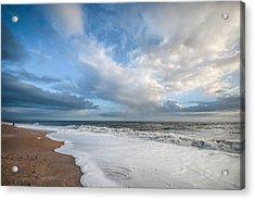 Early Morning Vilano Beach Acrylic Print
