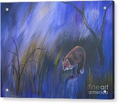 Early Riser  Acrylic Print by Laurianna Taylor