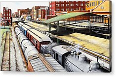 Earth 1946 Acrylic Print
