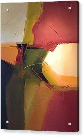 Earth Tones Acrylic Print by Bob Rankin