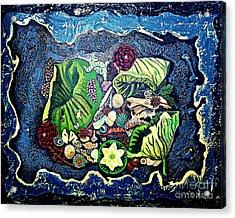 Earths Treasures Acrylic Print