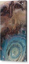 Earthship 1 Acrylic Print