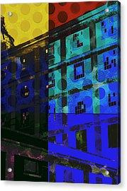 East Central Avenue Acrylic Print