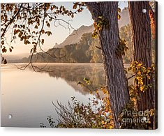 Acrylic Print featuring the photograph East Lake Morning by Kari Yearous