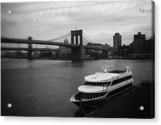 East River Afternoon Acrylic Print by Ben Shields