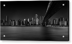 East Side Acrylic Print by Louis-philippe Provost