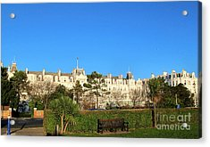 Eastbourne Grand Hotel Acrylic Print by Art Photography
