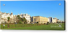 Eastbourne Panorama Acrylic Print by Art Photography
