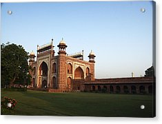 Eastern Gate Acrylic Print by Rajiv Chopra
