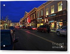 D65l-123 Easton Town Center Photo Acrylic Print