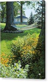 Easy Living - Lake Geneva Wisconsin Acrylic Print by Bruce Thompson