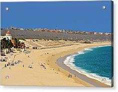 Beautiful Baja Beaches Acrylic Print