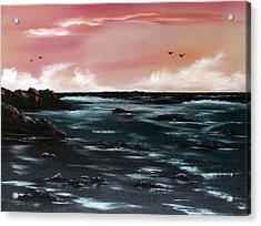 Ebb Tide 1 Acrylic Print