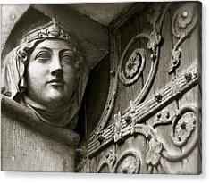 Ecclesia Acrylic Print