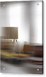 Eclectic Blur Acrylic Print