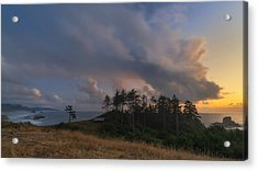 Ecola And The Oregon North Coast Acrylic Print