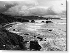 Ecola State Park Acrylic Print
