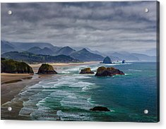 Ecola Viewpoint Acrylic Print