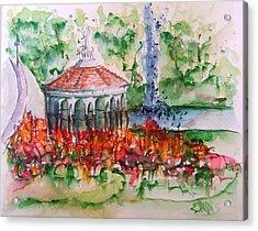 Eden Park Acrylic Print
