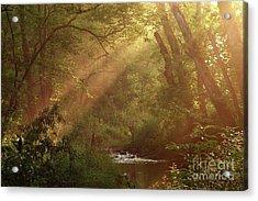 Eden...maybe. Acrylic Print
