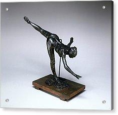 Edgar Degas, Grande Arabesque, Third Time First Arabesque Acrylic Print by Litz Collection
