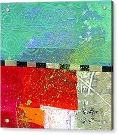 Edge 48 Acrylic Print by Jane Davies