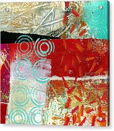 Edge 50 Acrylic Print by Jane Davies