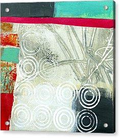 Edge 51 Acrylic Print by Jane Davies