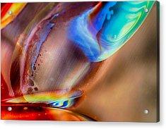 Edge Of The Universe Acrylic Print by Omaste Witkowski