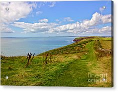 Edge Of The World Acrylic Print