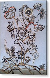 Edibles I Acrylic Print by Swati Panchal