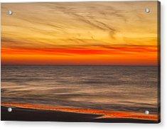 Edisto Beach Sunrise 07 Acrylic Print