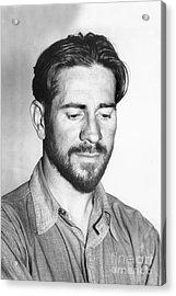 Edward Flanders Robb Ricketts       May 14 1897  May 11 1948  Acrylic Print