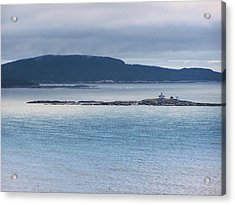 Egg Rock Light Acrylic Print
