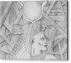 Egypt Acrylic Print by Dan Twyman